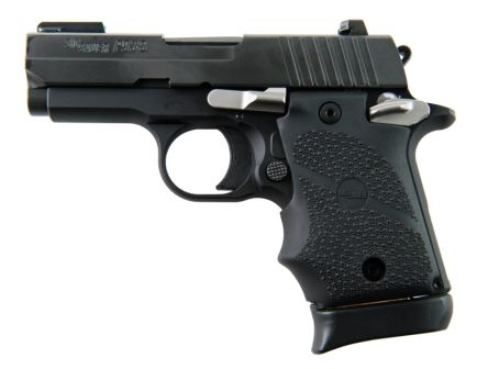 Sig Sauer P938 9mm Sports 13 Pistol, Black