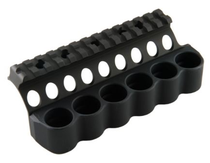 Mesa Tactical SureShell Carrier and Rail - Benelli M4, 6 Shell, 5-1/2'' 90880