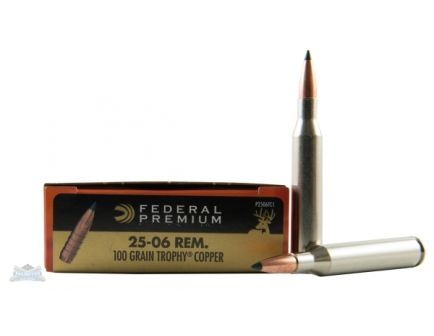 .25-06 Remington Ammo