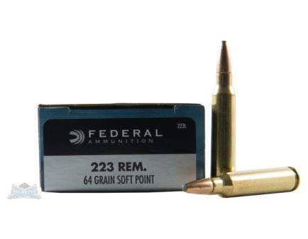 Remington .223 Bullets