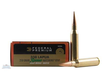 .338 Lapua Mag Ammo