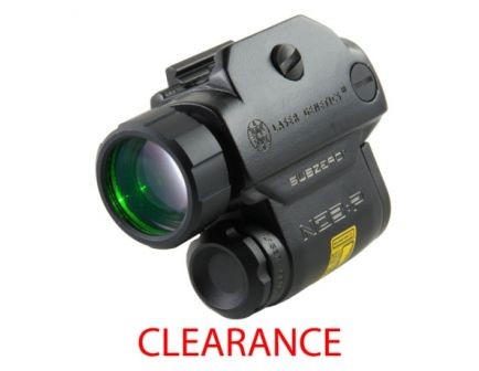 Laser Genetics ND 3P Green Laser Weapon Light ND3P
