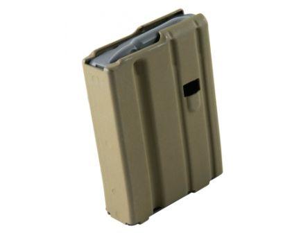 Ammunition Storage Components AR15 10rd .223/5.56 Aluminum Magazine Flat Dark Earth