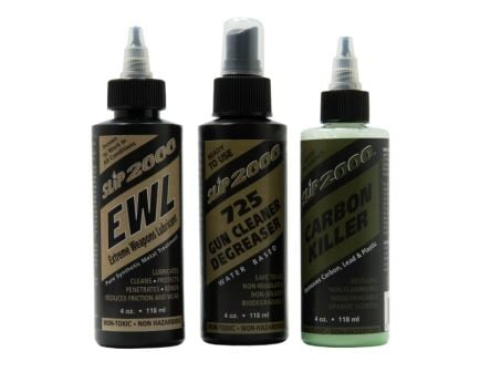 Slip 2000 Extreme Tactical Cleaning System 3-Pack (4oz.) 60387