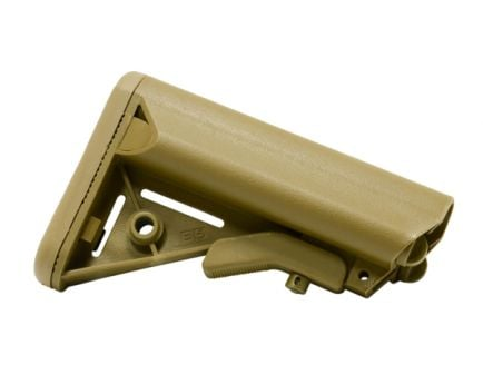 Coyote Brown B5 Systems Enhanced SOPMOD AR-15 Stock