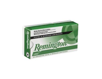 Remington UMC 9mm 115gr MC Pistol Ammunition 50rds - L9MM3