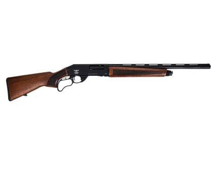 Landor Arms Lever Action 12 Gauge Shotgun, Black