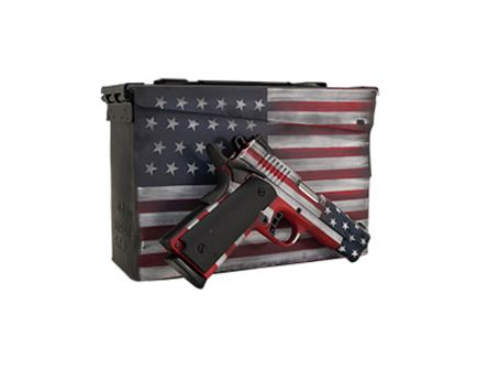 Legacy Sports Citadel M1911 Flag .45 ACP Pistol, American Flag