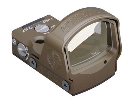 Leupold DeltaPoint Pro NV 2.5 MOA Red Dot Sight, FDE