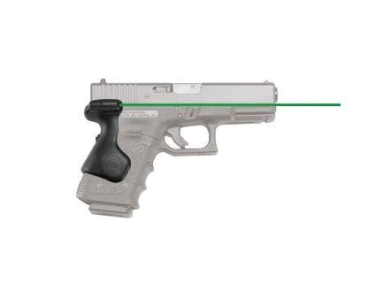 Crimson Trace LG-639G Green Lasergrips Green Laser Sight for Glock Gen3, Gen4, & Gen5 Compact - LG-639G
