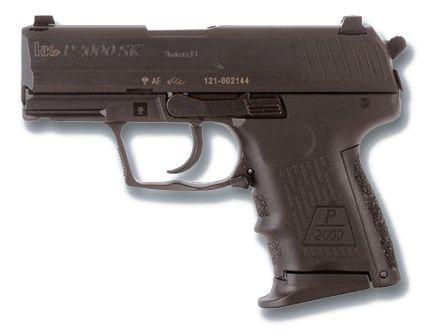 H&K P2000 SK 9mm