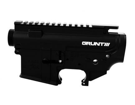 Lead Star Arms Grunt-15 AR 15 Receiver Set, Black