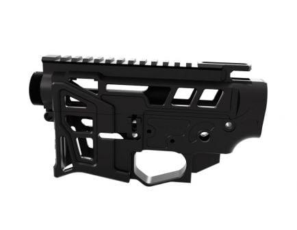 Lead Star Arms LSA-15 Skeletonized AR-15 Receiver Set, Black