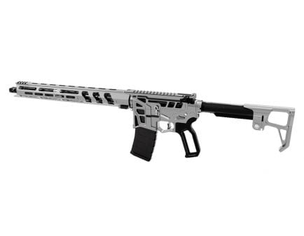 "Lead Star Arms Prime 16"" Carbon Fiber Wrapped Mid-Length .223 Wylde AR-15 Rifle,Gunmetal with Black Accents"