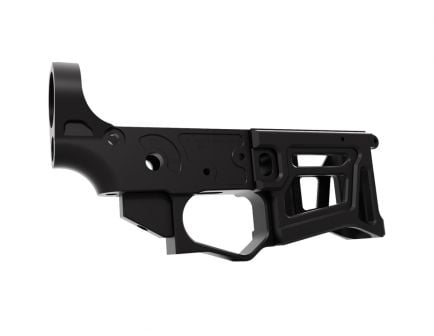 Lead Star Arms Skeletonized LSA-15 AR-15 Stripped Lower Receiver, Black
