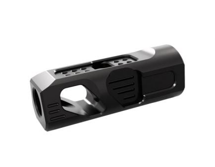 "Lead Star Arms Ravage Muzzle Brake 9mm 1/2""x28, Black"