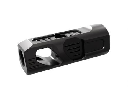 "Lead Star Arms Ravage Muzzle Brake 9mm 1/2""x36, Black"