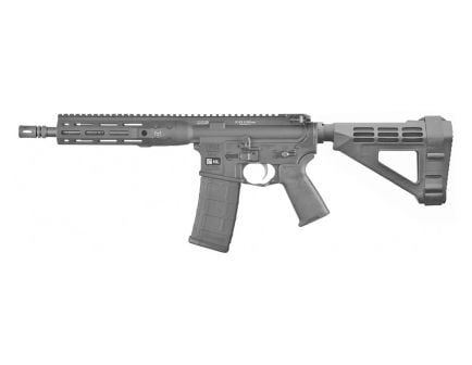 LWRC IC Direct Impingement 5.56 AR-15 Pistol, Black