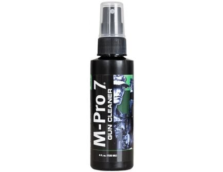 M-Pro 7 4oz. 7 Gun Cleaner Spray Bottle - 070-1002