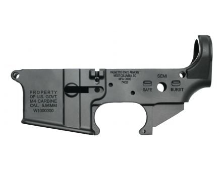"PSA AR-15 ""M4 CARBINE"" Stripped Lower Receiver"