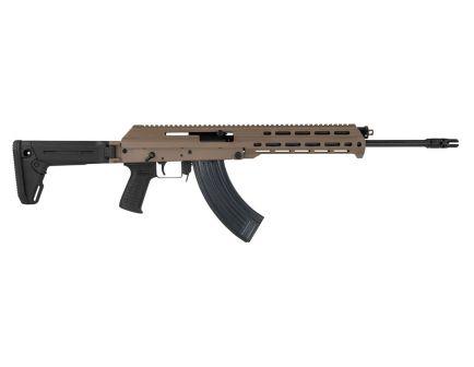 M+M Industries M10X 7.62x39mm Semi-Automatic Rifle, FDE - M10XZFDE