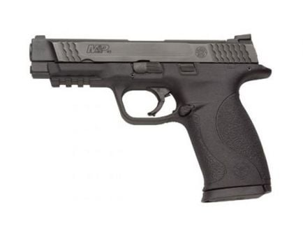 """S&W M&P45 45ACP 10rd 4.5"""" LE Trade In Pistol w/ Night Sights, Good Condition"""