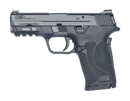 Smith & Wesson M&P Shield EZ 9mm Pistol w/ Night Sights, Black - 13002