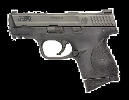 Smith & Wesson M&P9c 9mm Compact w/Crimson Trace Grip 220074