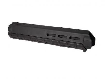 Magpul MOE M-LOK AR15/M4 Hand Guard, Black (Rifle Lengeth)- Mag427-BLK