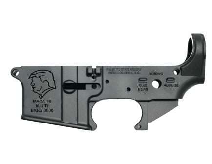 "PSA ""MAGA-15"" AR-15 Stripped Lower Receiver"