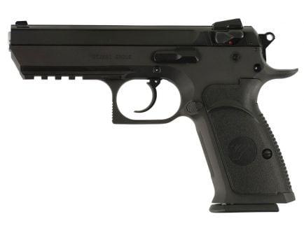Magnum Research Baby Eagle III Semi Compact .45 ACP Pistol, Black