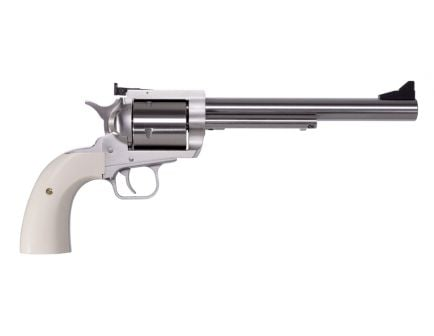 """Magnum Research BFR 7.5"""" .44 Magnum Single Action Revolver, Stainless"""