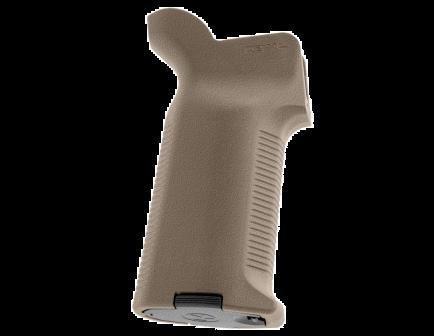 Magpul Industries MOE K2-XL Grip for AR-10, AR-15, M4, M16, M110, SR-25 Rifles, FDE - MAG1165-FDE