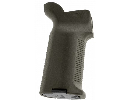 Magpul Industries MOE K2-XL Grip for AR-10/AR-15 and More Rifles, Olive Drab Green - MAG1165-ODG