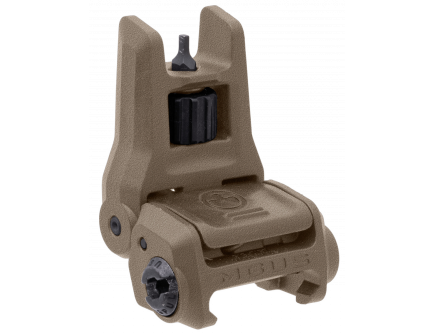 Magpul Industries MBUS Back-Up Front Sight, FDE - MAG1166-FDE