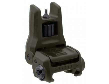 Magpul Industries MBUS Back-Up Front Sight, OD Green - MAG1166-ODG