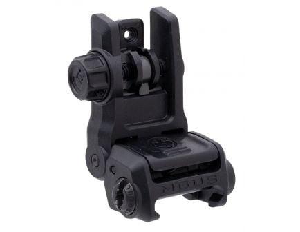 Magpul MBUS Gen 3 Folding Rear Sight For Sale, Black