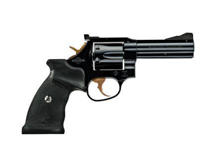 "Manuhrin MR73 Gendarmerie 4"" .357 Magnum Revolver, Black"