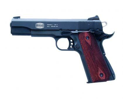 """Blue Line Solutions Pistol Mauser 1911 .22lr Walnut 10rd 5"""" - 411.06.02"""