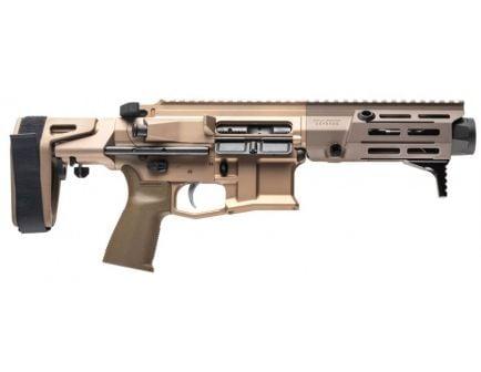 Maxim Defense PDX 7.62x39mm 20+1 Round Semi Auto AR Pistol, Aird Brown - MXM47800
