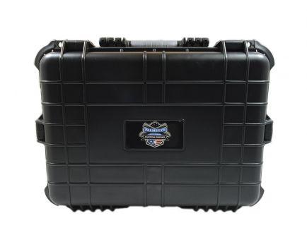 "PSA Custom Watertight 19.75x13.5"" Protective Case, Black - 10197"