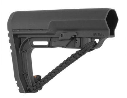 Black MFT Battlelink Minimalist w/NRAT Strap Mil-Spec Stock