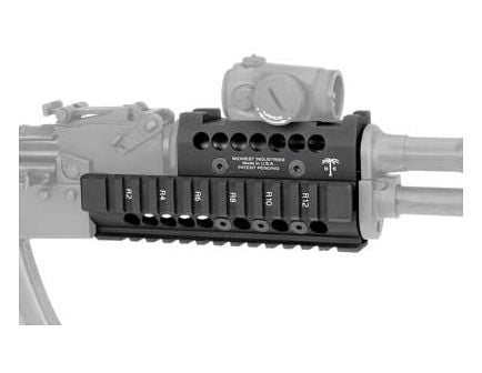 Midwest Industries AK47/74 HG W/Burris FF Top Cove MI-AKH-BF