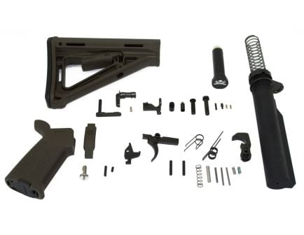 MOE AR-15 lower build kit