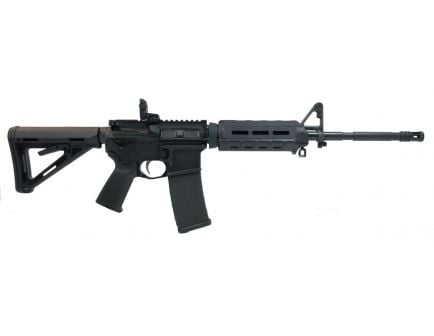 "psa 16"" m4 5.56 nato 1/7 nitride moe ept freedom rifle with rear bus"