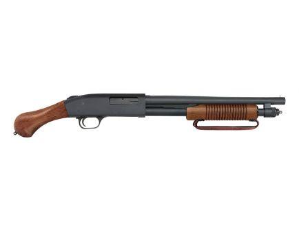 Mossberg 590 Nightstick 20 Gauge Shotgun, Wood Raptor Grip