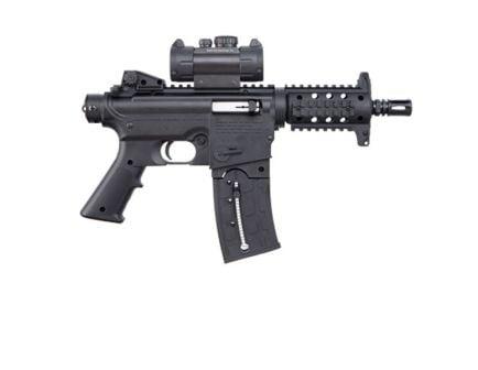 "Mossberg 715P 6"" Semi-Auto .22 LR Pistol, Black"
