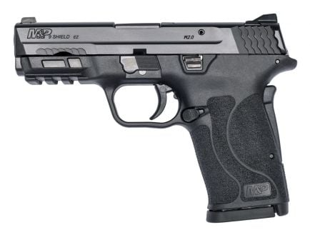 Smith & Wesson M&P Shield EZ 9mm Pistol Without Manual Safety, Black - 12437