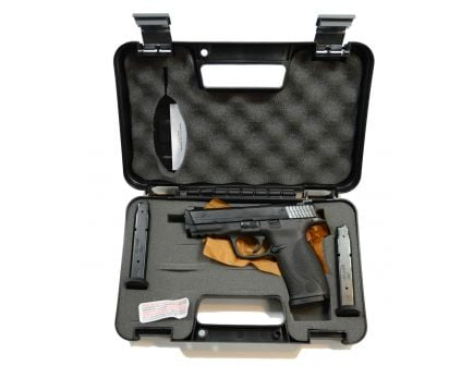 S&W M&P40 LE .40 S&W Pistol w/ Tritium Night Sights, No Magazine Safety (USED) - 309700