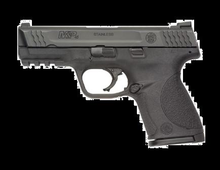 "Smith & Wesson M&P45C 4"" Black .45ACP Pistol – 109308"